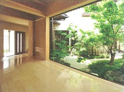 竹の使用例